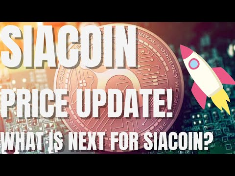 Siacoin HUGE Price Gains Coming!? – SC Crypto Price Prediction – Siacoin Price Potential 2021