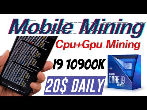 Legit free bitcoin mining with Phones & Tablets Android    CPU+GPU Free Bitcoin Mining Software 2021