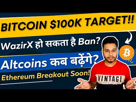 Latest Crypto News Today and Best Cryptocurrency To Invest 2021 on Wazirx   Bitcoin Pump   Matic