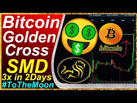 Bitcoin Golden Cross | SMD Coin Update | Best Cryptocurrency To Invest 2021 |  cryptocurrency news