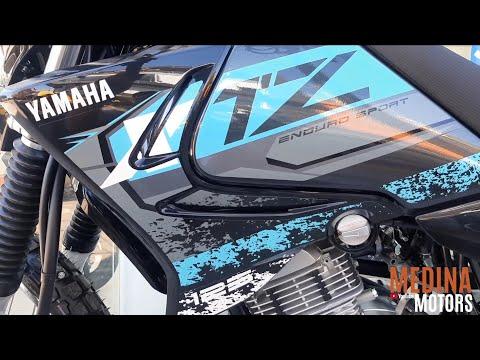 ASI es la NUEVA YAMAHA XTZ 125 Storm 2022 | EDICION ESPECIAL | Precio | Medina Motors