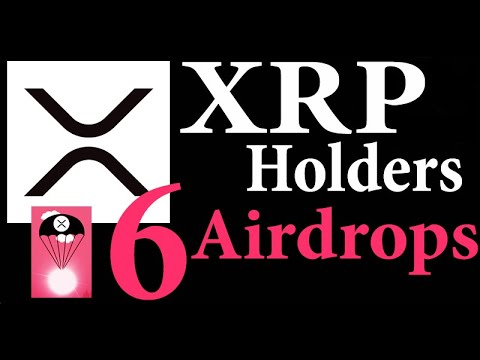 DETAILS: 6 Airdrops for XRP HOLDERS , Warning US Cryptocurrency Holders, QUANT leading, Casino Coin