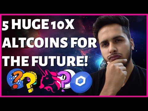 5 Altcoins That Can Change OUR Future in Cryptocurrency – Top 5 Altcoins for 2021 and 2022
