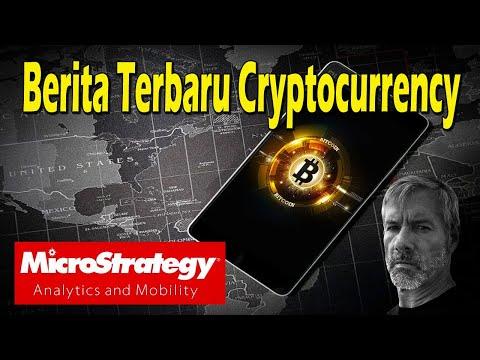 Berita Terbaru CryptoCurrency & MicroStrategy #Bitcoin #Etherium #Doge #BTT #TKO #Binance #BNB