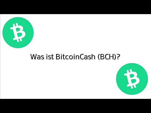 Was ist Bitcoin Cash (BCH)?#BitcoinCash #BCH
