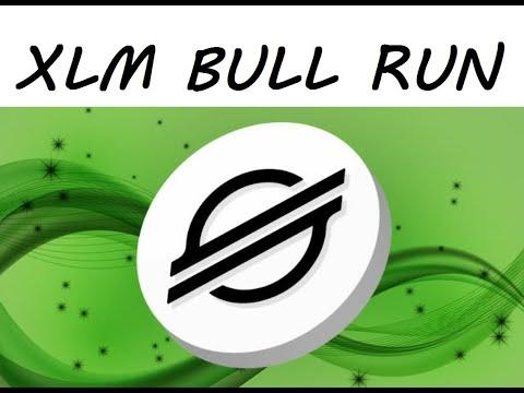 Stellar Lumens XLM double bottom BULL RUN???