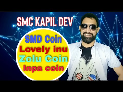 Cryptocurrency News Update | Lovely Inu | Smd Coin | Zolu Coin | Inpa Coin | Price Prediction