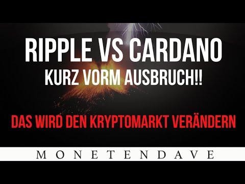 Ripple XRP vs Cardano ADA   DAS verändert alles 🤘