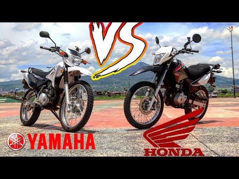 Yamaha XTZ 125 o Honda XR 150 L?? Cual elegir y por que ??//(Mi opinión)