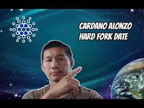 Cardano(ADA)  Alonzo Hard Fork Date