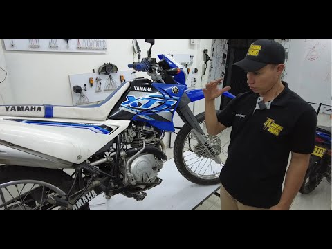 Yamaha XTZ 125 No enciende no tiene Chispa