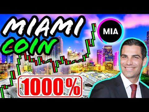 🔥HUGE🔥 Miami City OFFICIAL CRYPTO will EXPLODE 😲 – CityCoins & Stacks STX Crypto ( MiamiCoin )
