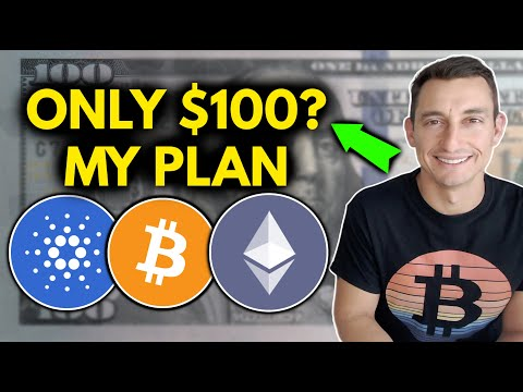 Invest In Crypto or Buy Bitcoin & Ethereum on a Budget? Full Guide! [2021]