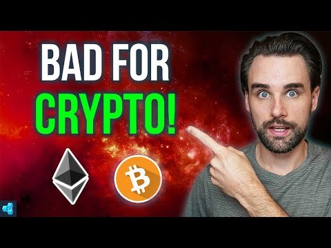 🔴U.S. Infrastructure Bill: HORRIBLE for Crypto!