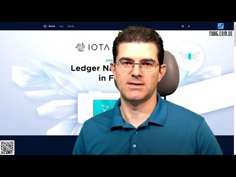 IOTA Firefly Wallet einrichten und Ledger Migration. Alle wichtigen Infos und Tips!