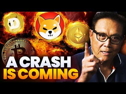 Robert Kiyosaki: The BIGGEST Crypto Crash in World History is Coming