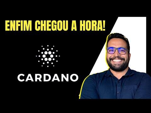 Cardano – Atualização Alonzo! Vai explodir!