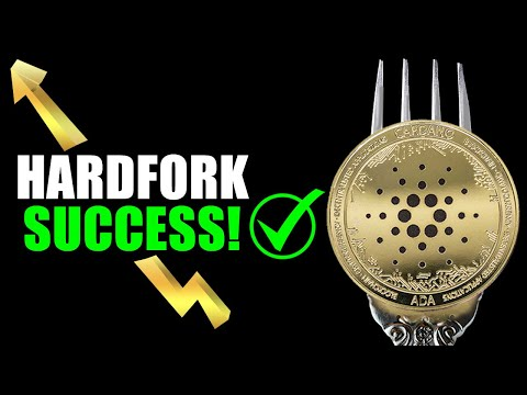 CARDANO HARD FORK SUCCESSFUL!! ADA To EXPLODE After This & Hit $100