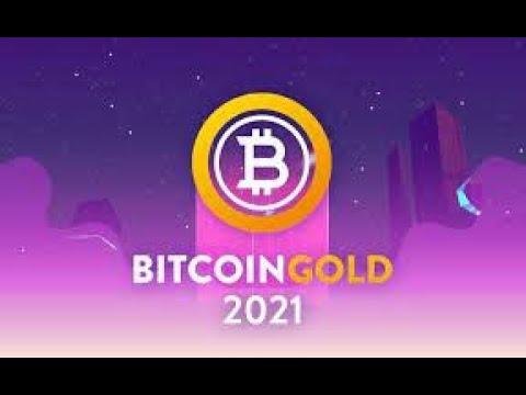 Crypto Bitcoin Gold