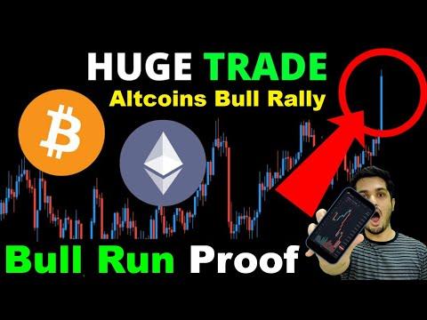 🔴 Emergency Bitcoin Altcoins Huge Rally 🔥 Bull Run Start? ✅ Crypto News Today 💯