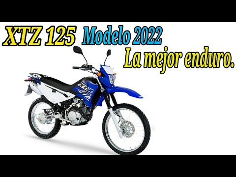 XTZ 125 Modelo 2022, La mejor del semento😍😍