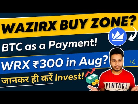 WRX Coin Price Prediction in Aug and Crypto News Today   Best Cryptocurrency To Invest 2021   WazirX