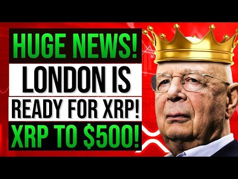 XRP TO $500?! ?LONDON IS READY FOR XRP!?SENATE TEARS DOWN CRYPTO & ELON ISSUES WARNING! RIPPLE XRP