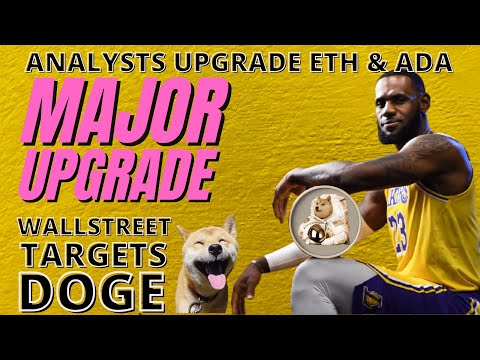 Dogecoin News: Analyst 600% Upgrade, Cryptos with highest return, HUGE CATALYST RALLY DATES.