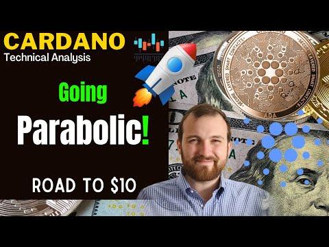 CARDANO PRICE ALERT, PREDICTION & ANALYSIS! ADA IS GOING PARABOLIC! Cardano Price Prediction