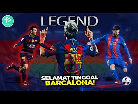 """Gak Sia"""" Tinggal Di Barcalona! Inilah Rekor Luar biasa Messi Selama Di Barcalona"""