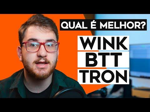 QUAL ALTCOIN é MELHOR: WIN BTT ou TRON? Comparação das criptomoedas Winklink/ Bit Torrent Token 2021
