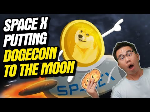 Massive Update: SpaceX Going to Put Dogecoin to the Moon. OMG!!!