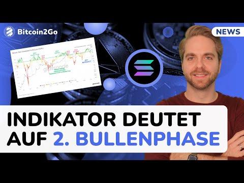 BULLENMARKT bestätigt? – Solana, Dogecoin, NFTs & die Altcoin Season