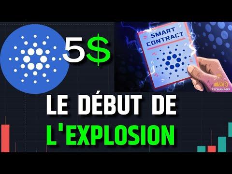 LE DÉBUT DE L'EXPLOSION POUR CARDANO, VOICI POURQUOI – Analyse ADA