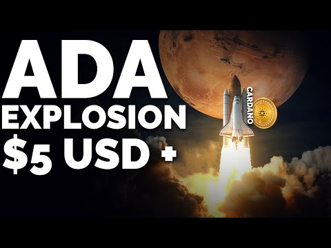 Cardano (ADA) auf $5+ USD & Warum Solana (SOL) explodiert ist