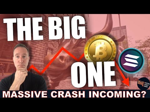 IS CRYPTO HEADED FOR THE MOTHER OF ALL CRASHES? (BIG SHORT)