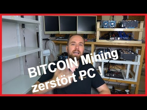 Zerstört Bitcoin Mining mein PC? 😱