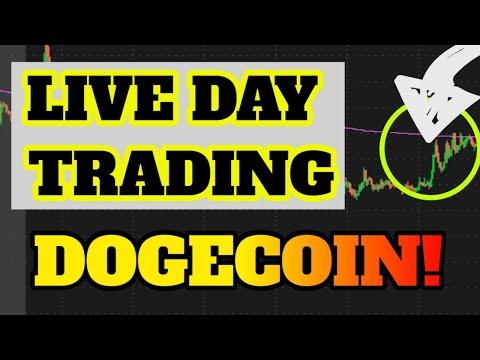 🔥Live Crypto Trading – DOGECOIN LIVE, ETH (Ethereum) Scalping, BTC Trades, Shorting Crypto Futures?