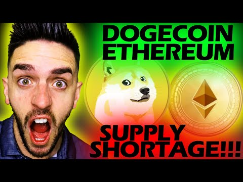 WHY DOGECOIN AND ETHEREUM WILL BLAST OFF VERY SOON!!!!!!!! #DOGECOIN #ETHEREUM #DOGECOINFOUNDATION