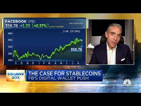 Facebook's co-creator of its crypto Diem on digital wallet push