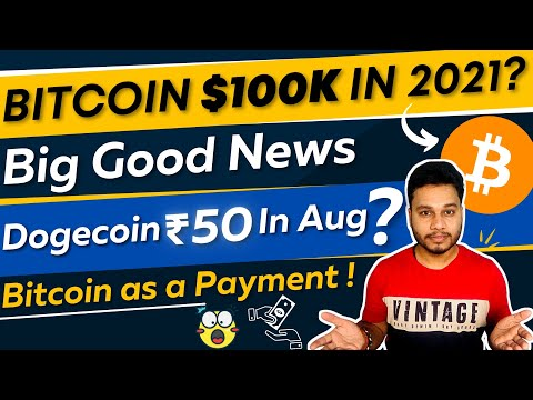 Dogecoin Prediction and Bitcoin Update   Best Cryptocurrency To Invest 2021   Crypto News Today