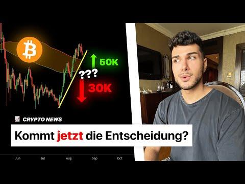 Bitcoin am Rande des ABGRUNDS?! Was nun? | Crypto News