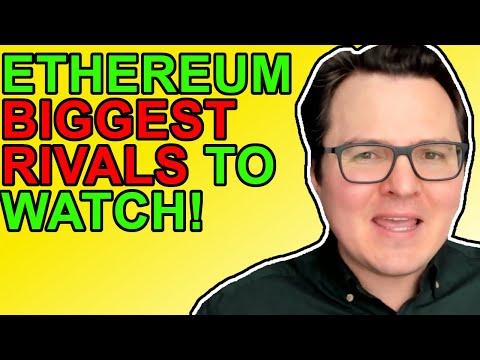 Top Ethereum Competitors! [The Next Big Crypto Platform]