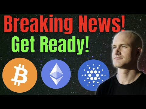 HUGE NEWS For Crypto Holders! Massive Buying Coming!