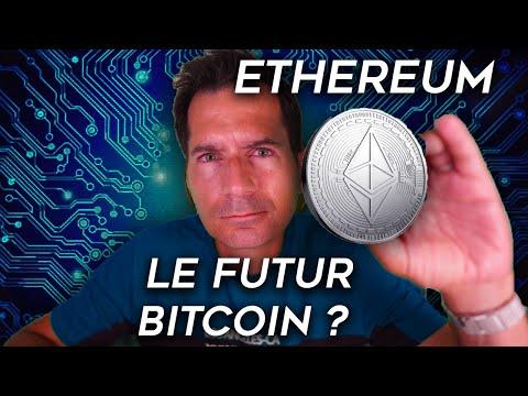 ETHEREUM , LE FUTUR BITCOIN? 💶 TOUT SUR CETTE CRYPTO QUI VOLE LA VEDETTE AU BITCOIN! 💰