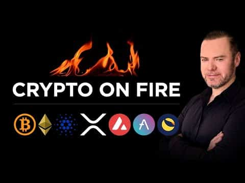 Crypto Fire Update: BTC ETH AVAX AAVE LUNA XRP TSLA and more