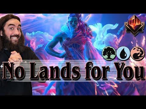 ?♂️ KEEP YOUR REMOVAL ?♂️   NO CREATURE LAND DESTRUCTION   MTG Arena Mythic Rank