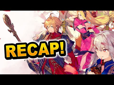 1.5 Anni RECAP! OMG IM EXCITED FOR TOMB RAIDER, HIROKI GIFTS, FF7R, BONUSES, WoTV War of the Visions