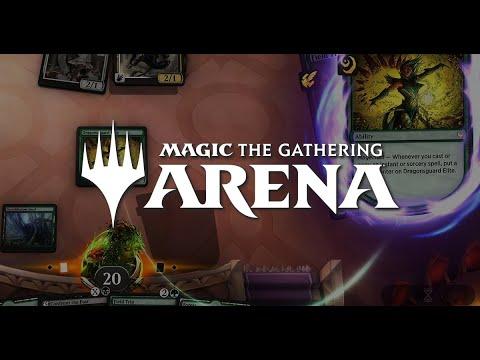 Драфт на всё золото. Magic: The Gathering Arena (MTG Arena)