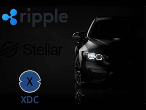 *XRP, XLM & XDC*